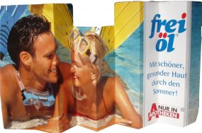 Auto Sonnenschutz als Werbeartikel