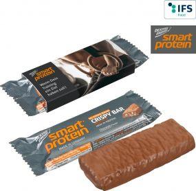 DEXTRO ENERGY Smart* Protein Riegel als Werbeartikel