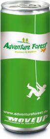 Promo Fresh - Apfelschorle - 250 ml als Werbeartikel