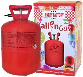 Party Factory 50 Helium als Werbeartikel