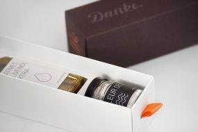 Individualisierbare Dankebox - Mediterrane Köstlichkeiten