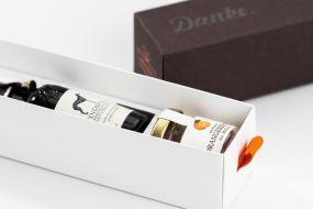 Individualisierbare Dankebox - Gin aus der Vulkaneifel