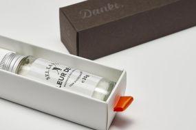 Individualisierbare Mini Dankebox - Fleur de Sel aus Guérande