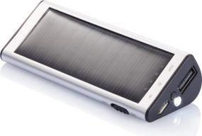 Solar Powerbank als Werbeartikel