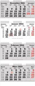 4-Monats-Planer Prime als Werbeartikel