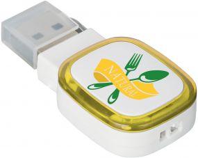 USB-Speicherstick Reflects Collection 500 als Werbeartikel