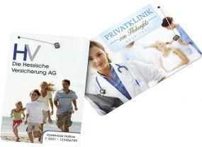 Zahnseide dentOcard® als Werbeartikel
