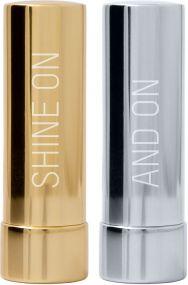 Eleganter Lippenpflegestift Lipcare Deluxe als Werbeartikel