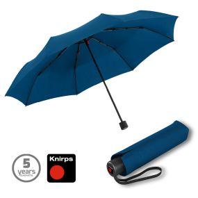 Knirps, Taschenschirm A.050 Medium Manual 957050. 5 Jahre Garantie, blau