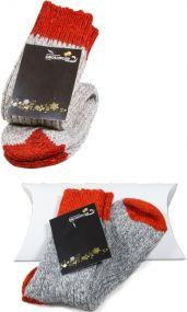 Lenchens Socken als Werbeartikel