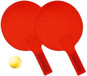 Tischtennis-Set Massiv als Werbeartikel