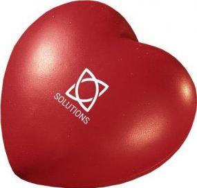 Anti-Stress-Ball Herz als Werbeartikel