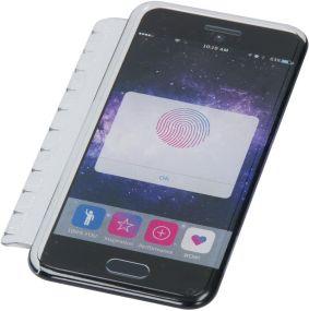 Eiskratzer Smartphone Kratzkante lang als Werbeartikel