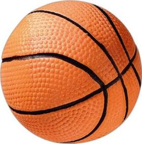 Springball Basketball 2.0 als Werbeartikel