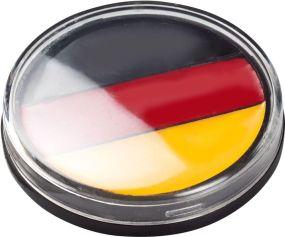 Fanschminke Round Deutschland als Werbeartikel