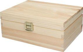 Holzbox Pino, klein als Werbeartikel