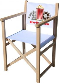Regiestuhl Star als Werbeartikel