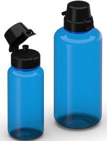 Flasche für Desinfektionsmittel als Werbeartikel
