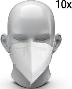 Atemschutzmaske UNI FFP3 NR (10er Set) als Werbeartikel