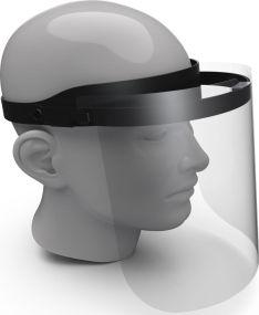 Gesichtsvisier Protection als Werbeartikel