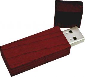 USB Stick 2 aus Holz, verschiedene Kapazitäten, USB 2.17