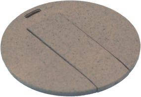 Memory-Stick biologisch abbaubar, Mini Credit Card 7, USB 2.0