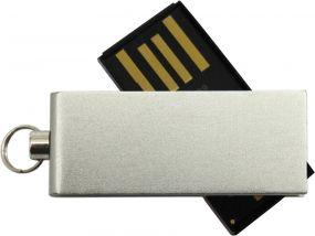 Memory-Stick Micro Twist, verschiedene Kapazitäten, USB 2.16 als Werbeartikel