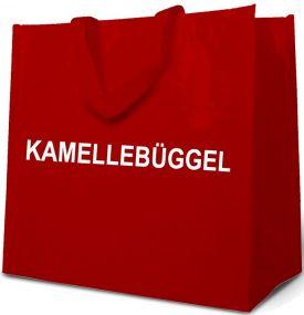 Kamellebüggel - Tasche für Karneval als Werbeartikel