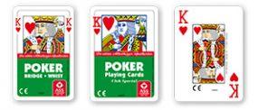Poker inkl. Werbedruck als Werbeartikel