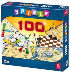 100er Spielesammlung Standard inkl. Werbedruck als Werbeartikel