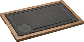 Servierplatte Rustico