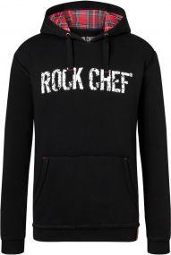 Kapuzen-Sweatpullover Rock Chef®-Stage2 als Werbeartikel