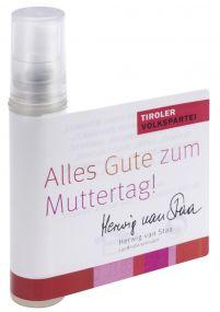 Mini Spray Desinfektion als Werbeartikel
