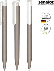 Senator® Druckkugelschreiber Super Hit BIO als Werbeartikel