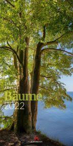 Kalender Bäume 2021 als Werbeartikel