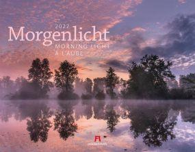 Kalender Morgenlicht 2021 als Werbeartikel