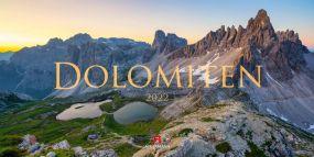 Kalender Dolomiten 2021 als Werbeartikel