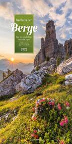 Kalender Im Bann der Berge 2022
