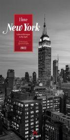 Kalender I love New York 2021 als Werbeartikel