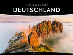 Kalender Schweiz - Signature 2021 als Werbeartikel