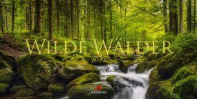 Kalender Wilde Wälder 2021 als Werbeartikel
