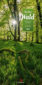 Kalender Mythos Wald 2021 als Werbeartikel