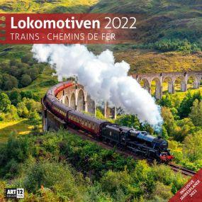Kalender Lokomotiven 2022