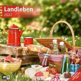 Kalender Landleben 2022
