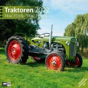 Kalender Traktoren 2022