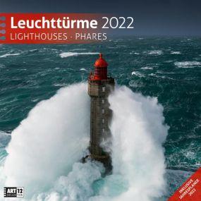Kalender Leuchttürme 2022