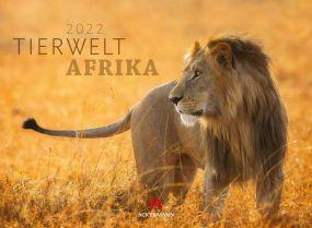 Kalender Tierwelt Afrika 2021 als Werbeartikel