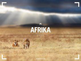 Kalender Afrika - Gallery 2021 als Werbeartikel