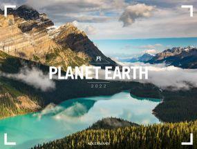 Kalender Planet Earth - Gallery 2021 als Werbeartikel
