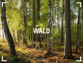 Kalender Wald - Gallery 2021 als Werbeartikel